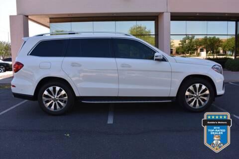 2019 Mercedes-Benz GLS for sale at GOLDIES MOTORS in Phoenix AZ
