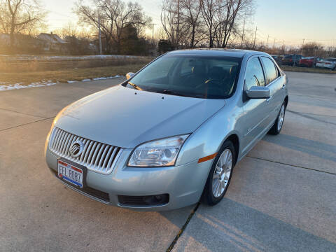 2007 Mercury Milan for sale at Mr. Auto in Hamilton OH