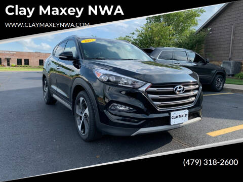2017 Hyundai Tucson for sale at Clay Maxey NWA in Springdale AR