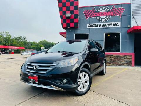 2013 Honda CR-V for sale at Chema's Autos & Tires in Tyler TX