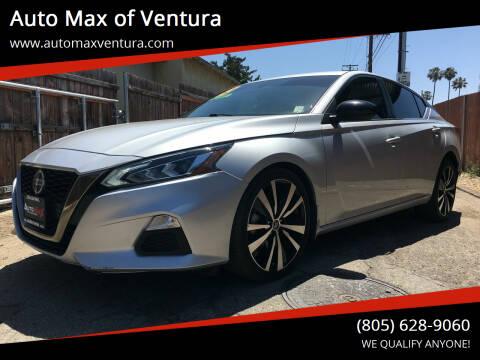 2019 Nissan Altima for sale at Auto Max of Ventura in Ventura CA