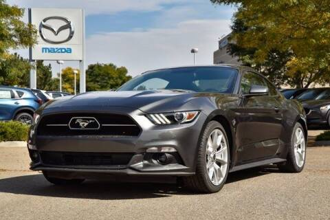 2015 Ford Mustang for sale at COURTESY MAZDA in Longmont CO