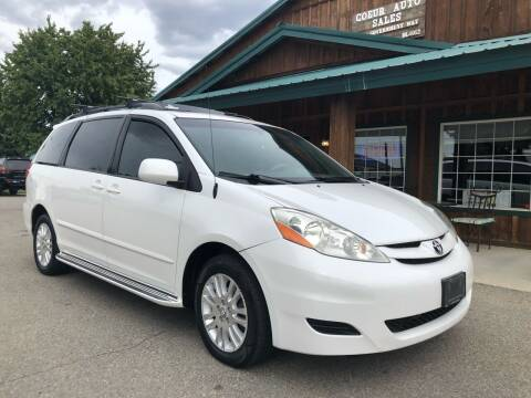 2008 Toyota Sienna for sale at Coeur Auto Sales in Hayden ID