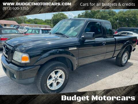 2006 Ford Ranger for sale at Budget Motorcars in Tampa FL