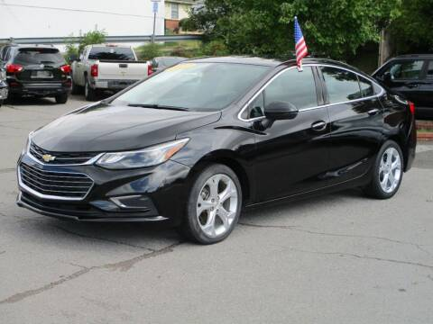 2017 Chevrolet Cruze for sale at A & A IMPORTS OF TN in Madison TN