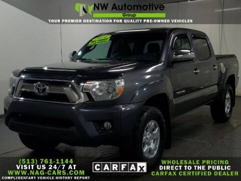 2014 Toyota Tacoma for sale at NW Automotive Group in Cincinnati OH