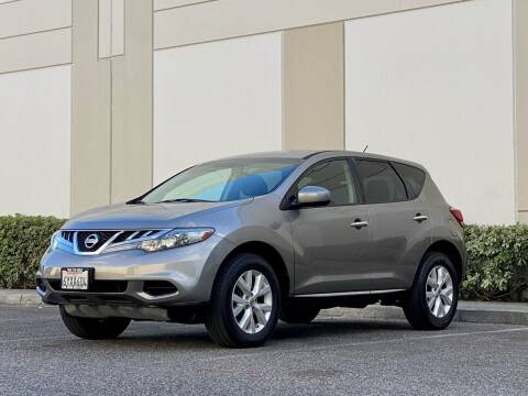 2012 Nissan Murano for sale at Carfornia in San Jose CA