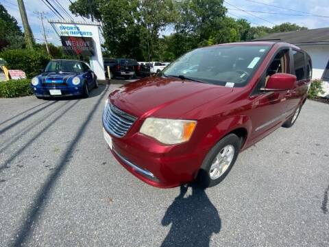 2011 Chrysler Town and Country for sale at Sports & Imports in Pasadena MD