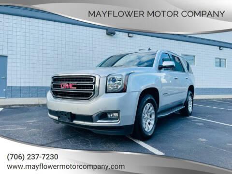 2015 GMC Yukon for sale at Mayflower Motor Company in Rome GA