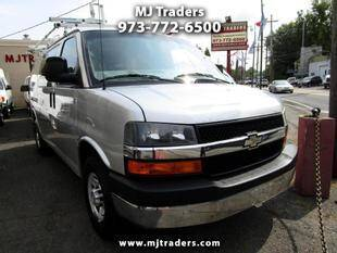 2011 Chevrolet Express Cargo for sale at M J Traders Ltd. in Garfield NJ