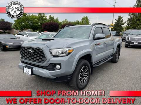 2020 Toyota Tacoma for sale at Auto 206, Inc. in Kent WA