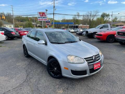 2006 Volkswagen Jetta for sale at KB Auto Mall LLC in Akron OH