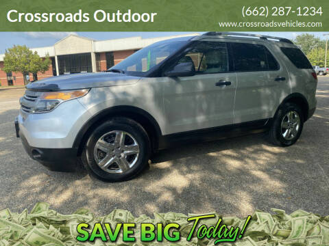 2013 Ford Explorer for sale at Crossroads Outdoor in Corinth MS