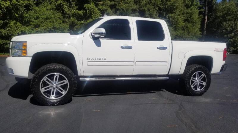 2012 Chevrolet Silverado 1500 for sale at Whitmore Chevrolet in West Point VA