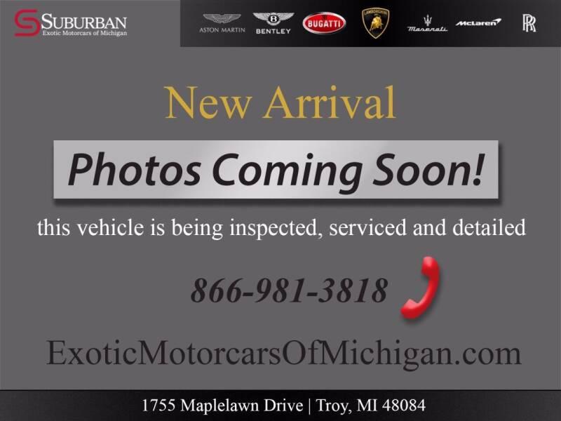 2017 Bentley Bentayga for sale in Troy, MI