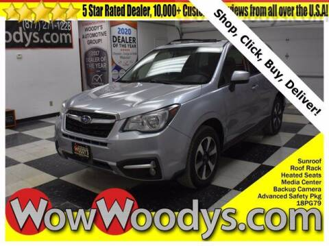 2018 Subaru Forester for sale at WOODY'S AUTOMOTIVE GROUP in Chillicothe MO