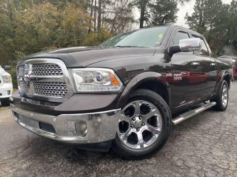2016 RAM Ram Pickup 1500 for sale at ATLANTA TRUCK CENTER LLC in Brookhaven GA