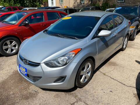 2013 Hyundai Elantra for sale at 5 Stars Auto Service and Sales in Chicago IL