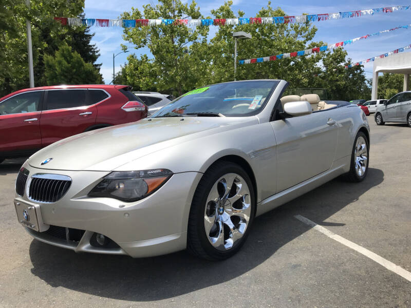 2006 BMW 6 Series for sale at Autos Wholesale in Hayward CA
