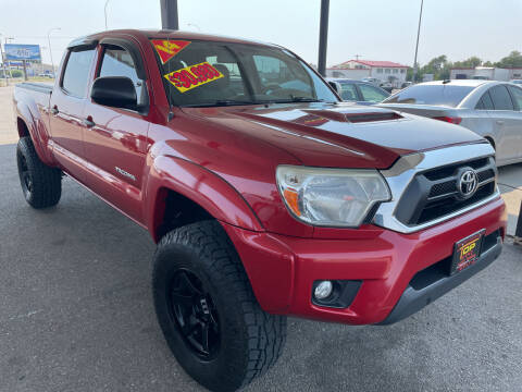 2014 Toyota Tacoma for sale at Top Line Auto Sales in Idaho Falls ID