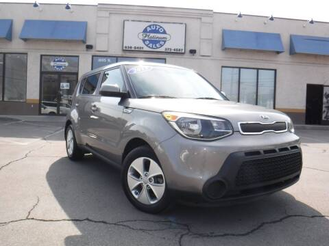 2015 Kia Soul for sale at Platinum Auto Sales in Provo UT
