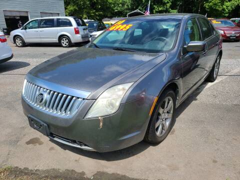 2010 Mercury Milan for sale at Budget Auto Sales & Services in Havre De Grace MD
