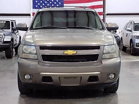 2007 Chevrolet Suburban for sale at Texas Motor Sport in Houston TX
