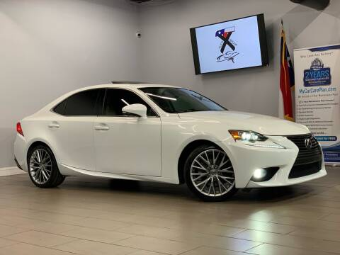 2014 Lexus IS 250 for sale at TX Auto Group in Houston TX