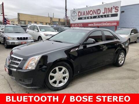 2009 Cadillac CTS for sale at Diamond Jim's West Allis in West Allis WI