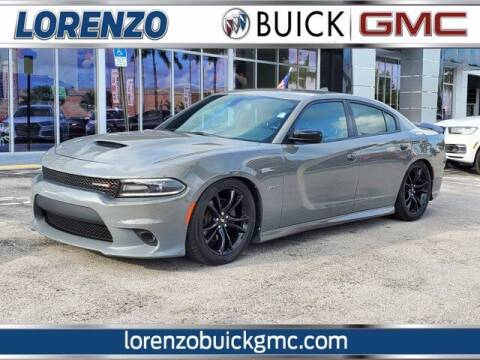 2018 Dodge Charger for sale at Lorenzo Buick GMC in Miami FL