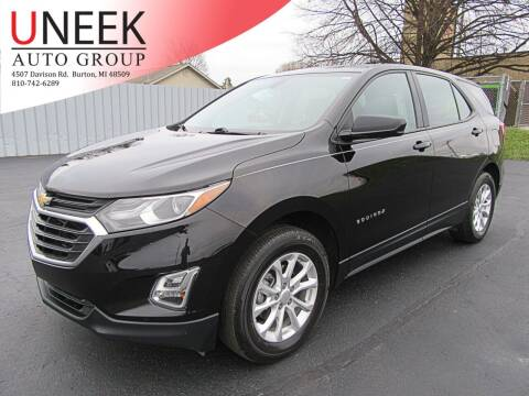 2018 Chevrolet Equinox for sale at Uneek Auto Group LLC in Burton MI