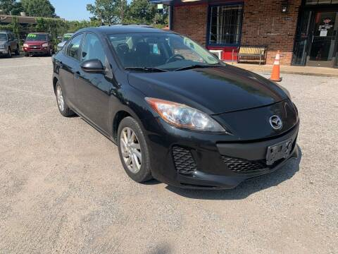 2012 Mazda MAZDA3 for sale at Super Wheels-N-Deals in Memphis TN