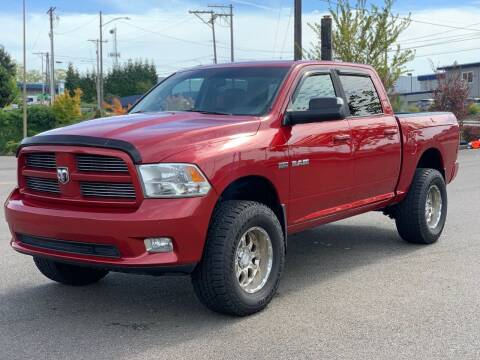 2010 Dodge Ram Pickup 1500 for sale at South Tacoma Motors Inc in Tacoma WA