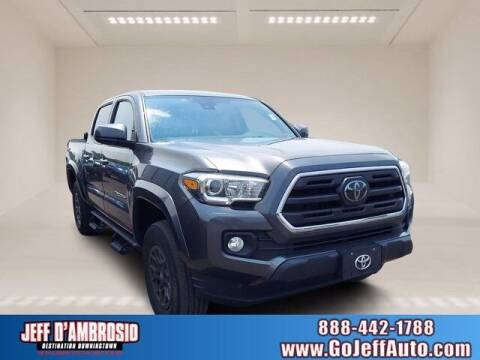 2018 Toyota Tacoma for sale at Jeff D'Ambrosio Auto Group in Downingtown PA