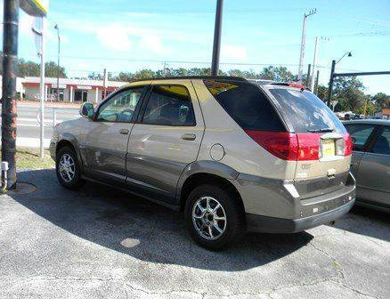 2003 Buick Rendezvous for sale at Easy Credit Auto Sales in Cocoa FL