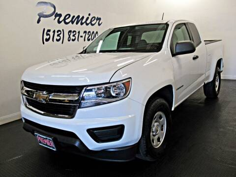 2019 Chevrolet Colorado for sale at Premier Automotive Group in Milford OH