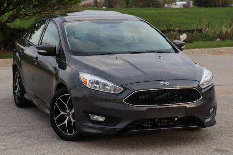2015 Ford Focus for sale at Big O Auto LLC in Omaha NE