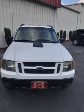 2005 Ford Explorer Sport Trac for sale at Mathews Used Cars, Inc. in Crawford GA