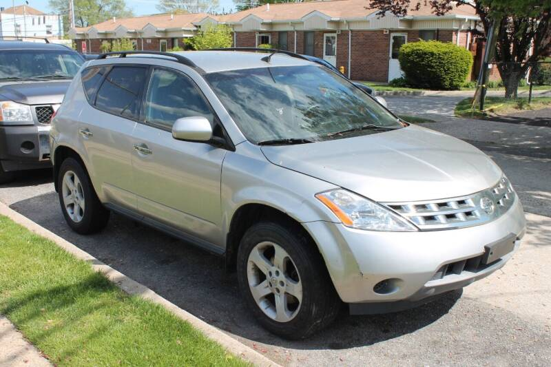 2005 Nissan Murano for sale at B.A.M.N. Auto II Corp. in Freeport NY