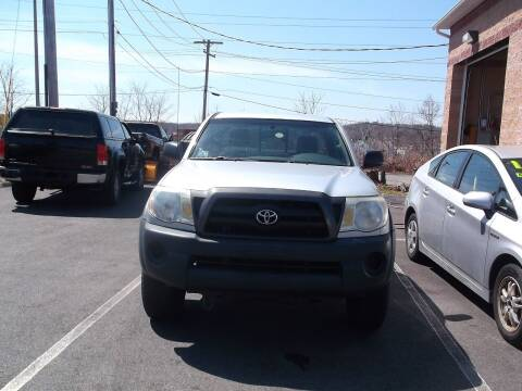 2006 Toyota Tacoma for sale at sharp auto center in Worcester MA