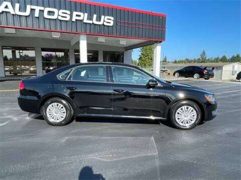 2014 Volkswagen Passat for sale at Ralph Sells Cars at Maxx Autos Plus Tacoma in Tacoma WA