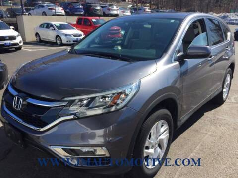 2016 Honda CR-V for sale at J & M Automotive in Naugatuck CT
