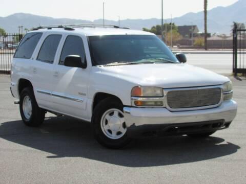 2001 GMC Yukon for sale at Best Auto Buy in Las Vegas NV