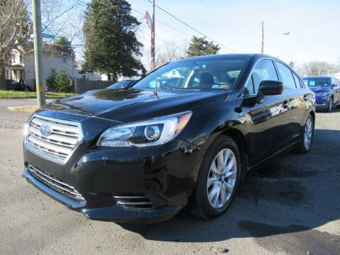 2016 Subaru Legacy for sale at PRESTIGE IMPORT AUTO SALES in Morrisville PA