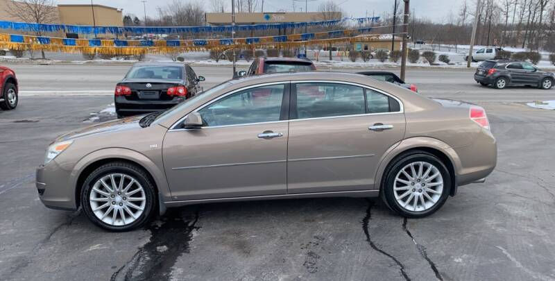 2008 Saturn Aura for sale at Country Auto Sales in Boardman OH