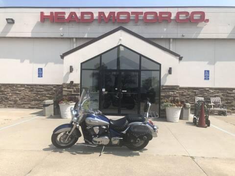 2008 Kawasaki Vulcan 900 Classic LT for sale at Head Motor Company - Head Indian Motorcycle in Columbia MO