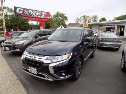 2019 Mitsubishi Outlander for sale at Comet Auto Sales in Manchester NH