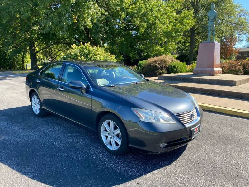 2008 Lexus ES 350 for sale at BOOST AUTO SALES in Saint Charles MO