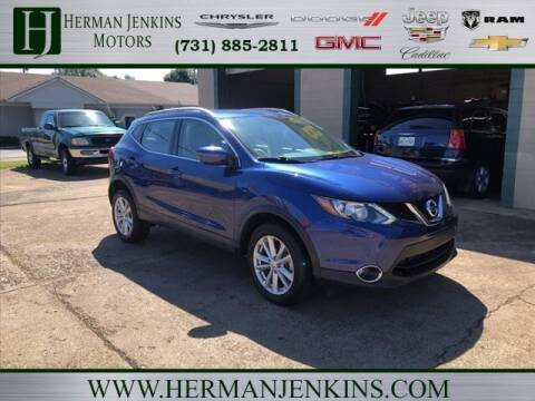 2017 Nissan Rogue Sport for sale at Herman Jenkins Used Cars in Union City TN