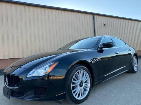 2014 Maserati Quattroporte for sale at Prime Auto Sales in Uniontown OH